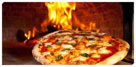 Pizza Manjericão