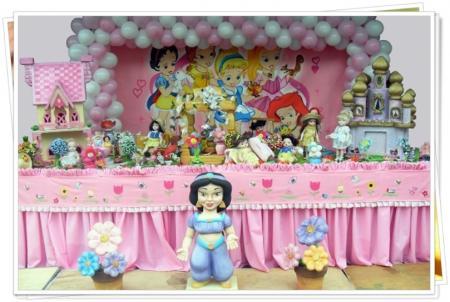 Princesas Baby 01
