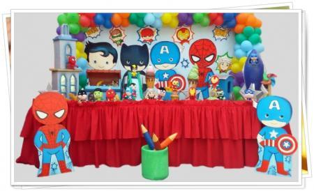 Super Heróis Mirim