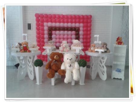 Urso Rosa Provençal