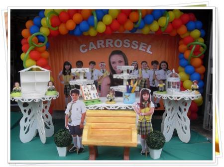 Clean Carrossel