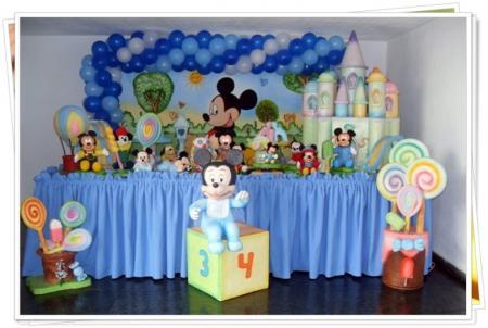 Mickey Azul